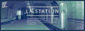 [Concours Social Club] Soirée La Station le 16 mai(3×2)