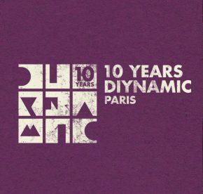 [Concours Zig Zag] Soirée 10 Years Diynamic le 1er octobre(2×1)