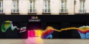 Black Supermarket: le nouveau spot culturel et éphémère en plein coeur duMarais