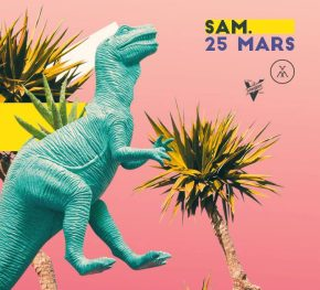 [Concours Magazine Club] Soirée Red Axes, You Man & Peo Watson le 25 mars (2×2)